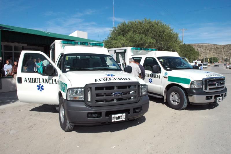 ¿Cuantos tipos de Ambulancias Terrestres Existen? Ambulancia1