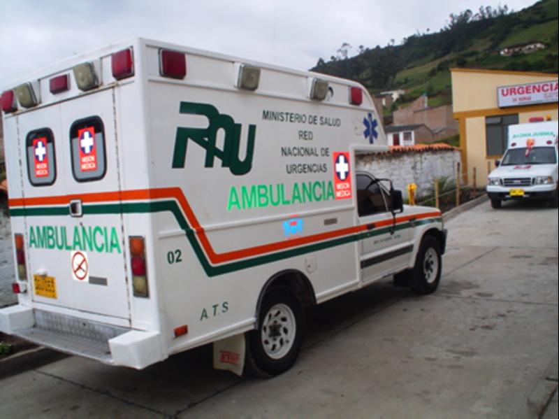 ¿Cuantos tipos de Ambulancias Terrestres Existen? Ambulanciapso