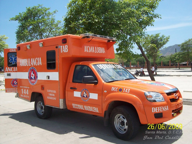 ¿Cuantos tipos de Ambulancias Terrestres Existen? Ambulanciasmr