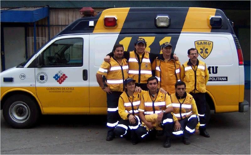 ¿Cuantos tipos de Ambulancias Terrestres Existen? Equipo_servicios