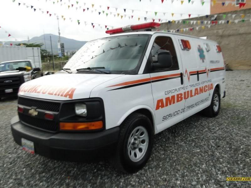 ¿Cuantos tipos de Ambulancias Terrestres Existen? ImgsMLVfTUC_38932257_0