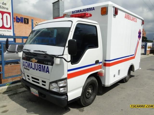 ¿Cuantos tipos de Ambulancias Terrestres Existen? ImgsMLVfTUC_39208055_0
