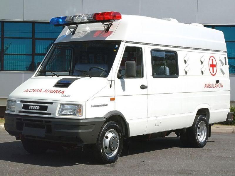 ¿Cuantos tipos de Ambulancias Terrestres Existen? Iveco-ambulancia