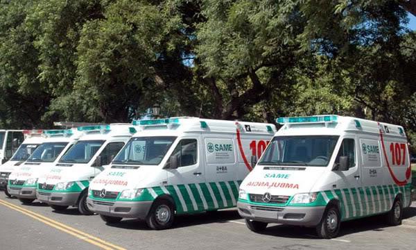 ¿Cuantos tipos de Ambulancias Terrestres Existen? Sp3-1