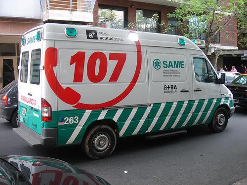 ¿Cuantos tipos de Ambulancias Terrestres Existen? Spr2