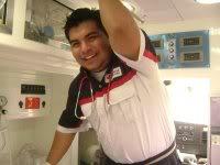 Fallecimiento de compañero TUM en Tamaulipas. EdielQEPD
