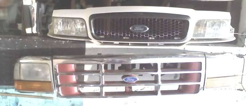 Parrillas y Frentes Mustang y Camionetas Ford y Jeep Refventa2