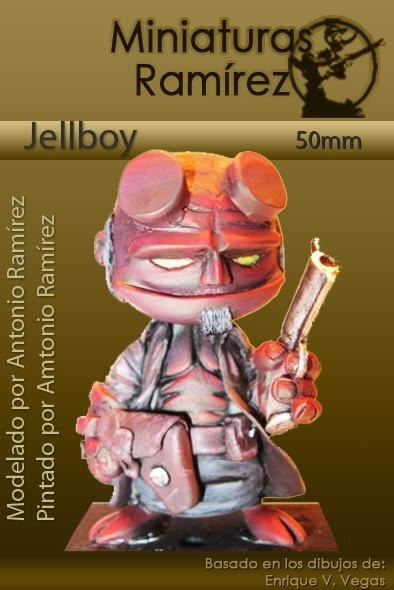 Miniaturas Ramirez Jjellboy