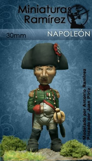 Miniaturas Ramirez Napoleon