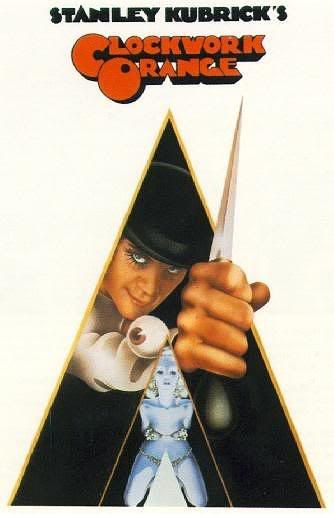 A Clockwork Orange (1971) A-clockwork-orange