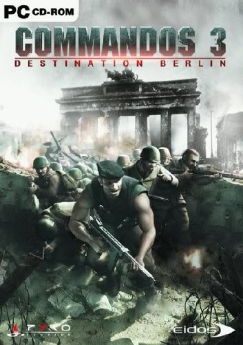 COMANDOS 3.-Destination Berlin Commandos3DestinationBerlin_PC_DV