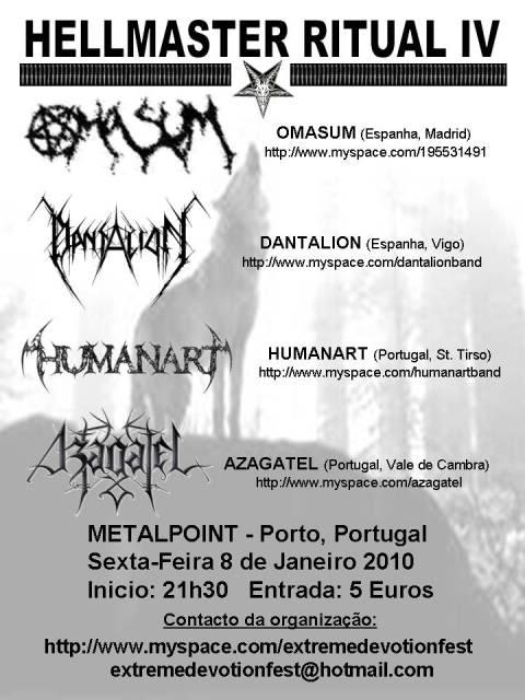 HUMANART (Blackmetal) - est.1998 HELLMASTERRITUALIVweb