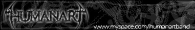 HUMANART (Blackmetal) - est.1998 Banner