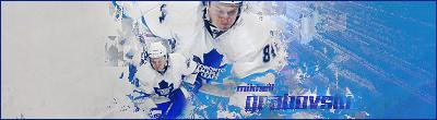 Toronto Maple Leafs Grabovski