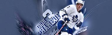 Toronto Maple Leafs Phaneuf