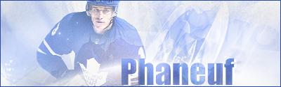 Toronto Maple Leafs.  Phaneuf2