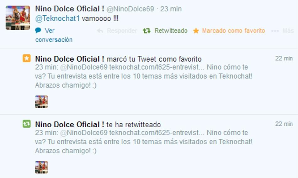 Entrevistamos a Nino Dolce !!! - Página 2 NinoDolcetweet6jul14_zpse97b43fa
