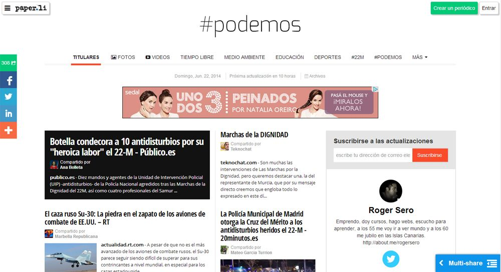 Teknochat sale en prensa digital vinculada a PODEMOS PrensaPODEMOSyTKC_zpsd1cb9285