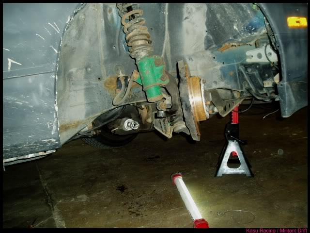 1989 240 Hatchback TieRods2
