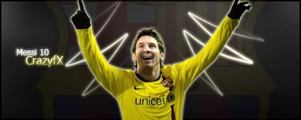 Applying for GfX Messi10