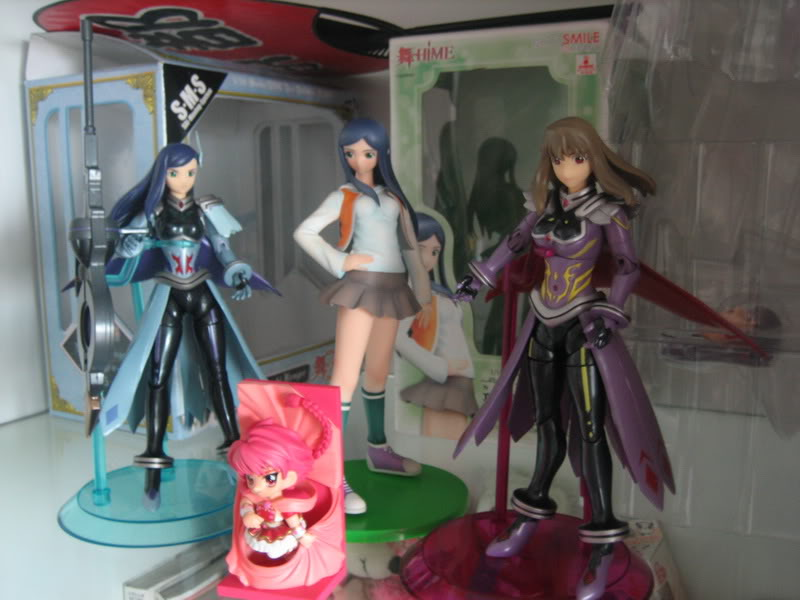 Mai HiME/Otome figures, toys and models 6837