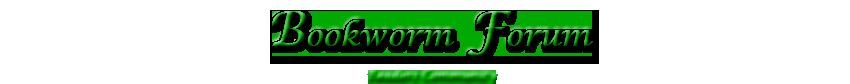 Bookworm Forum