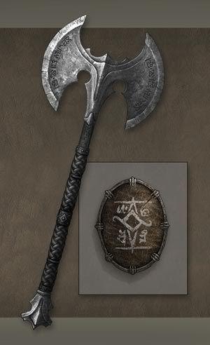 Magnus Ekwall Berserker ThOrc_weapons
