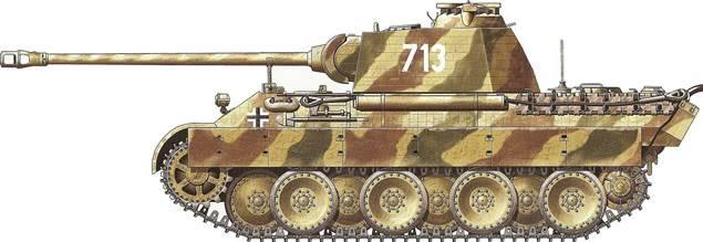 Panzerkampfwagen Panzer V Panther Ausf D. - Page 3 PantherPoland1944-June5SSPzDiv