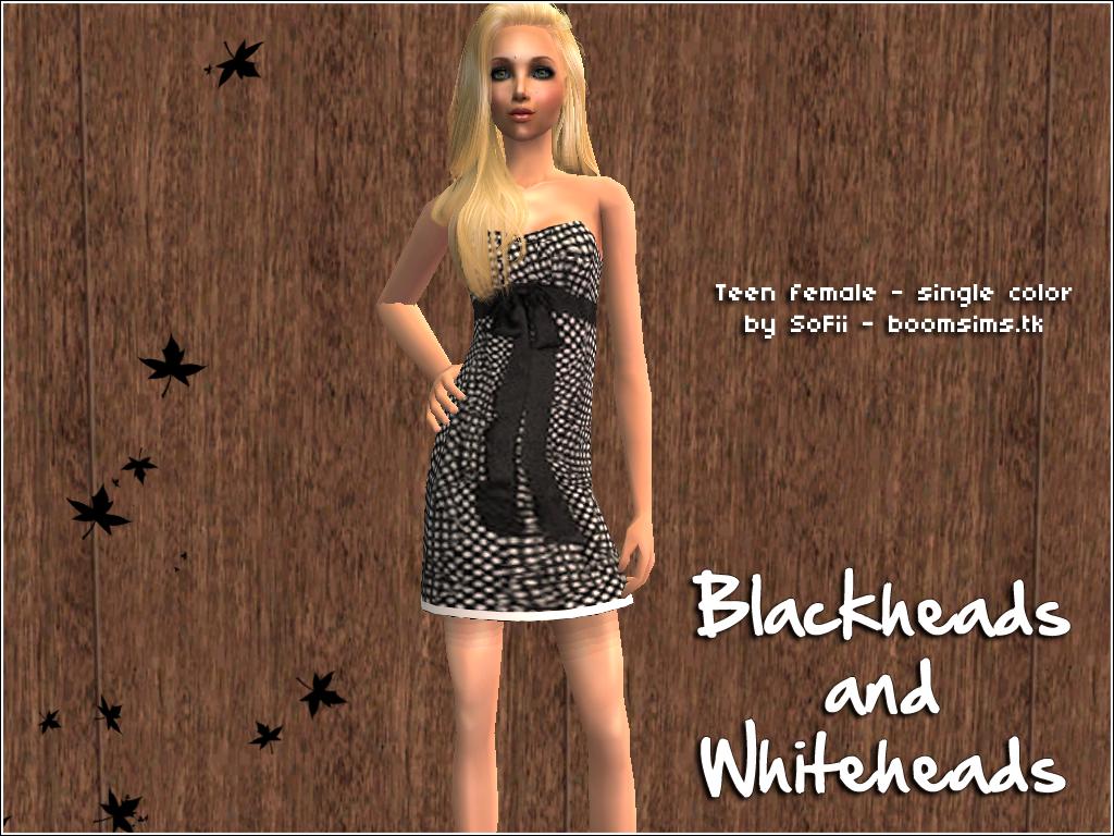 [BS!] Boom Sims! Blackheadsandwhiteheads