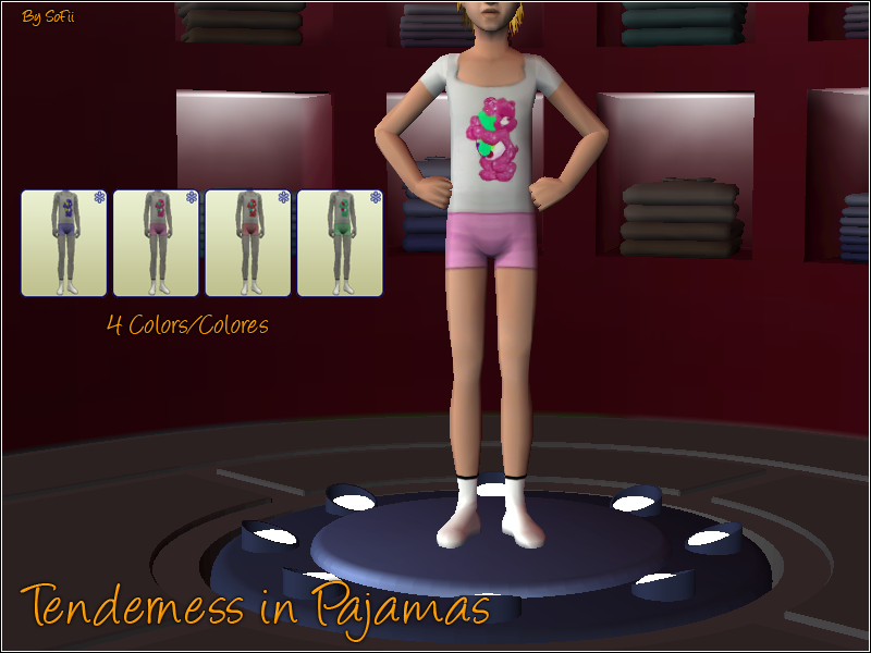 [BS!] Boom Sims! CopiadeTendemessinPajamasBySoFii