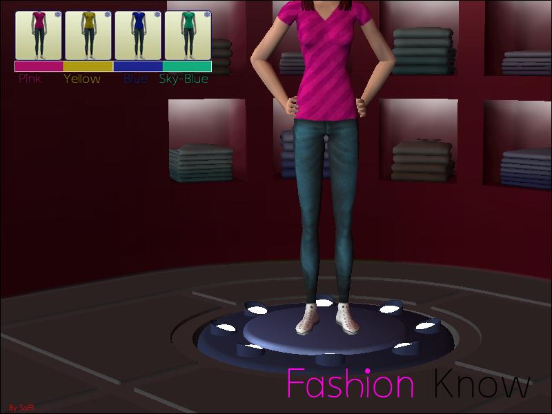 [BS!] Boom Sims! FashionKnow