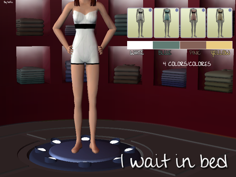 [BS!] Boom Sims! Iwaitinbed