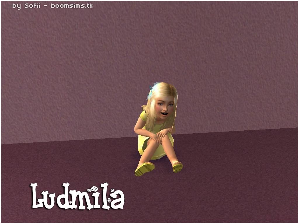 [BS!] Boom Sims! Ludmila