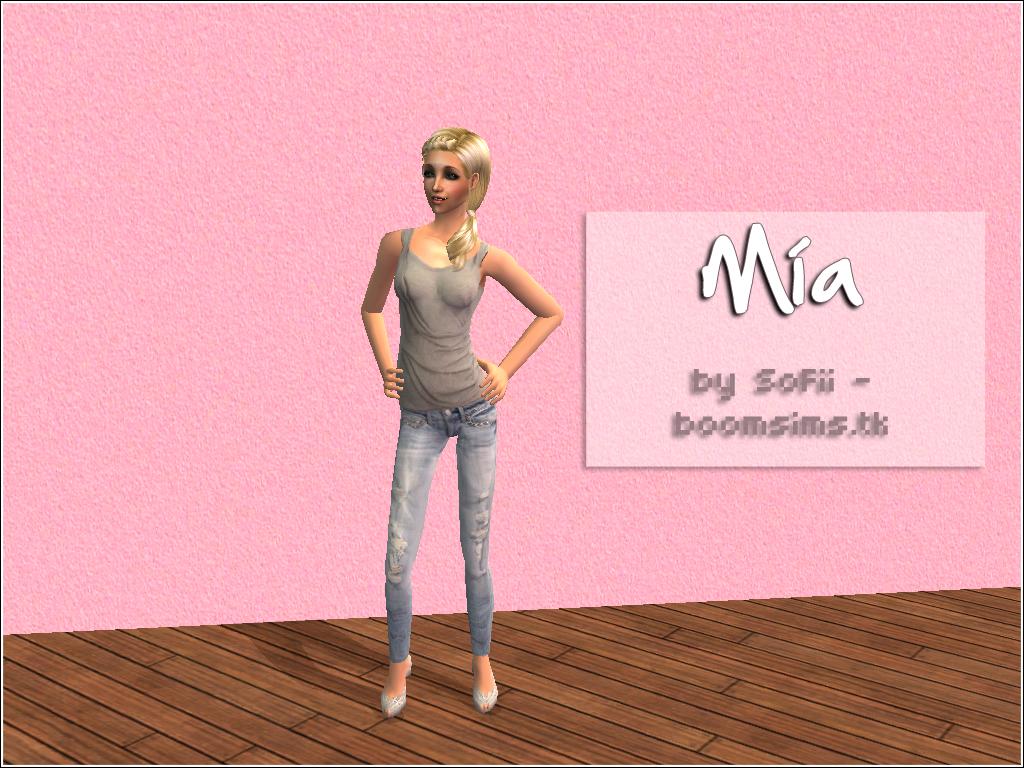 [BS!] Boom Sims! Ma-1