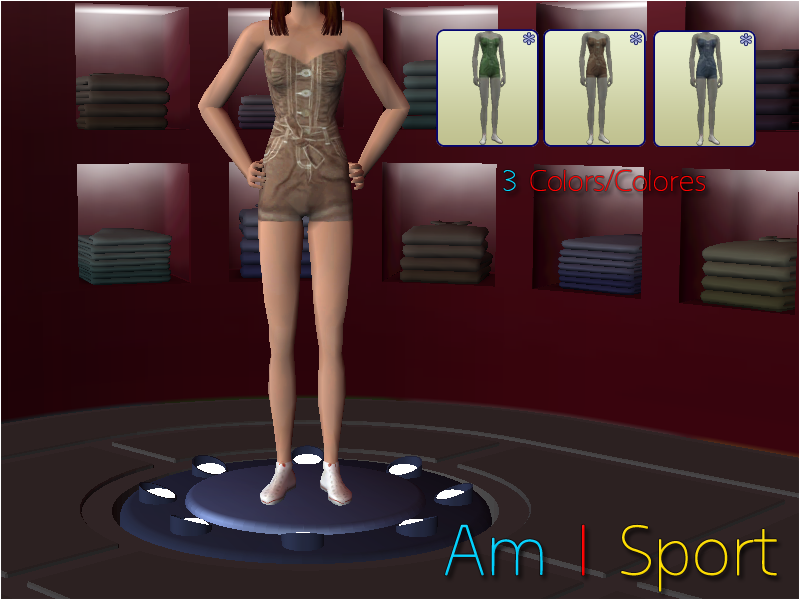 [BS!] Boom Sims! Amisport