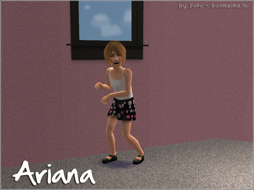 [BS!] Boom Sims! Ariana