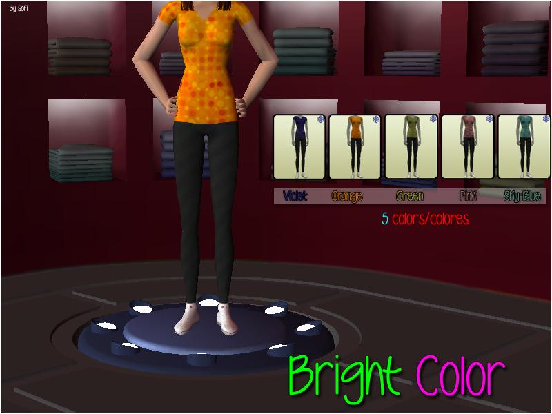 [BS!] Boom Sims! Brightcolor