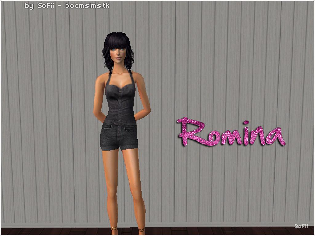 [BS!] Boom Sims! Romina