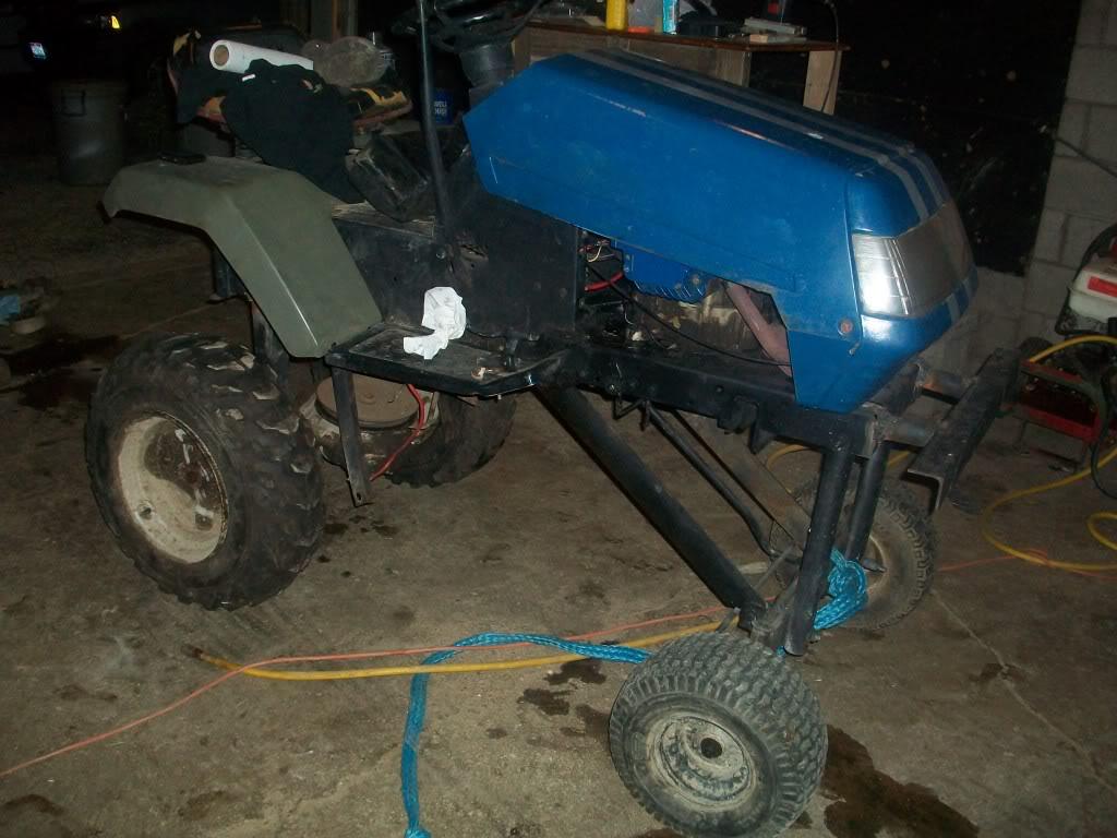 monster mower build 100_0605