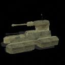 vehículos de la UNSC parte 2 Scorpion