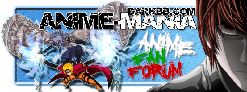 Anime-Mania - Anime Fan Forum