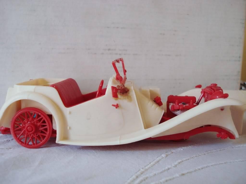 MG TC conversion a racing car DSC04491