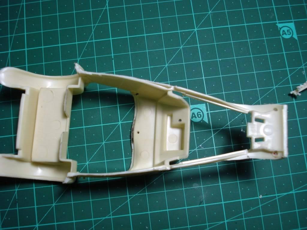 MG TC conversion a racing car DSC04541