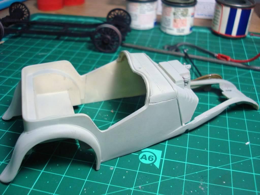 MG TC conversion a racing car DSC04569