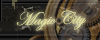 Londres: Mansion Black Minibanner-2