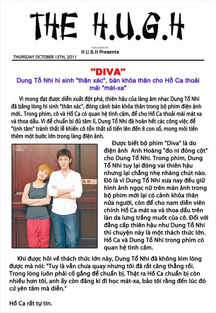 [Thông Tin Phim] Diva - Hồ Ca, Dung Tổ Nhi Diva-1
