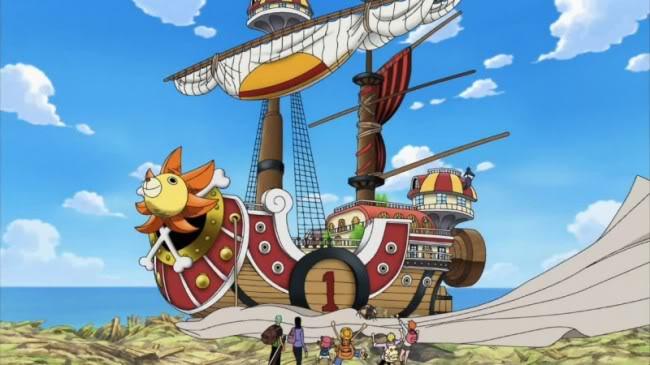 "Barco de One Piece el ""Thousand Sunny"" tendra una réplica en Japón Thousand-sunny-650x365"