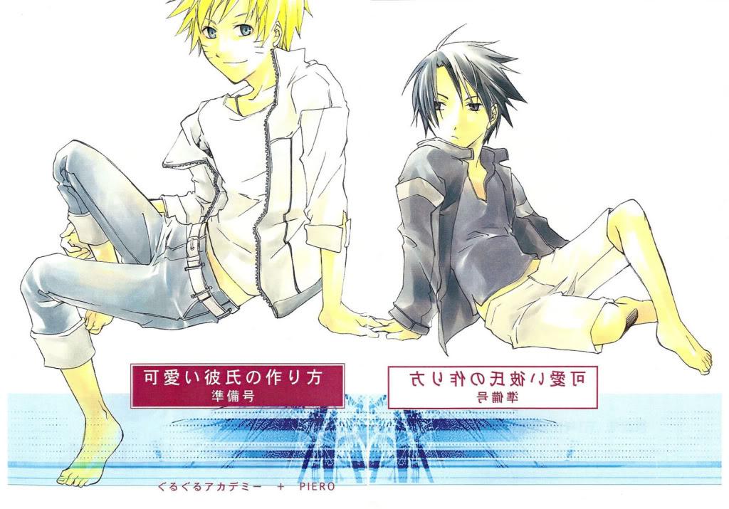 Rinkon Sasunaru/Narusasu!!!----> 00-Cover
