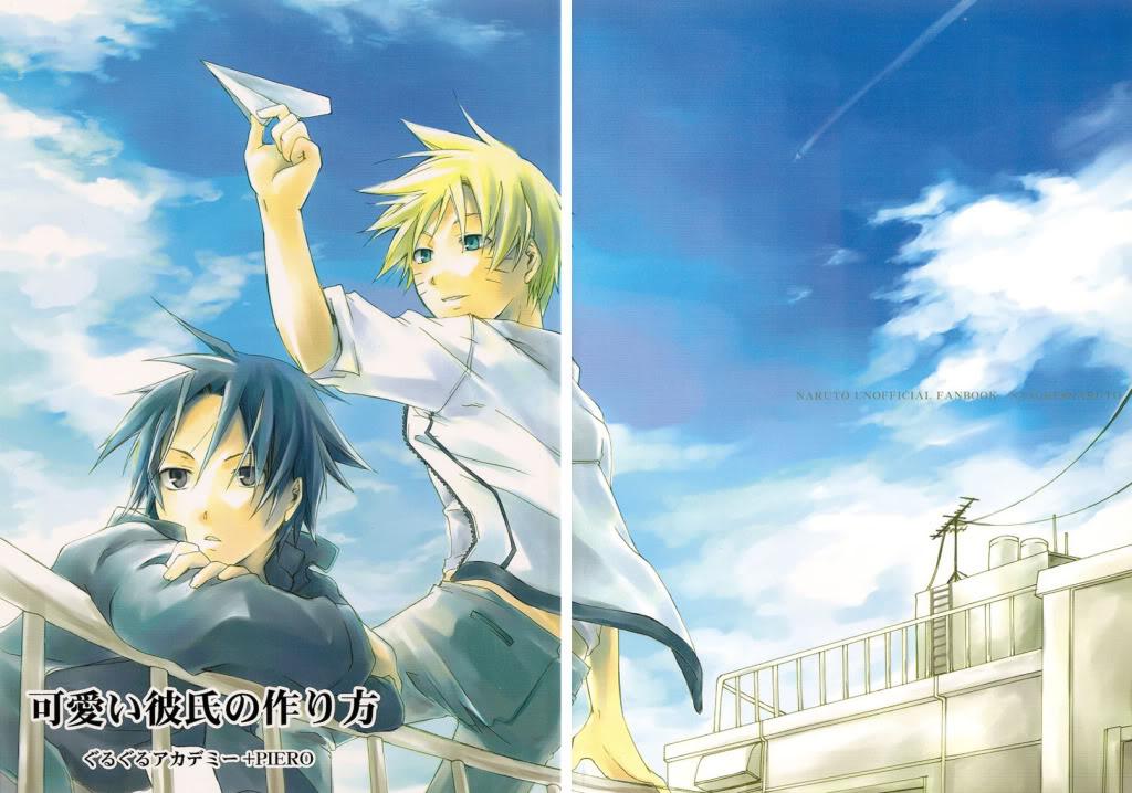 Rinkon Sasunaru/Narusasu!!!----> 42-BackCover
