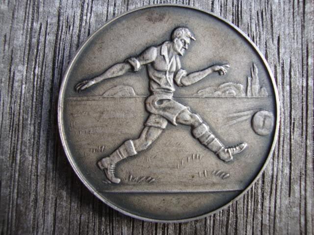 BOAR Football Cup winners 1952/53 season DSC07650